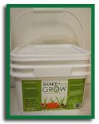15 lb Pail Shake and Grow Plant Food Supplement