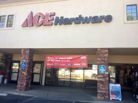 Harshbarger Ace Hardware 1626 CA-99 Gridley, CA 95948 846-3625